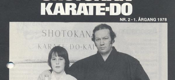 Shotokan Karate-Do, nr. 2 – 1. årgang 1978