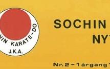 Sochin Nyt nr. 2 – 1. årgang 1981
