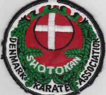 Shotokan mærke af Bjørn Winblad
