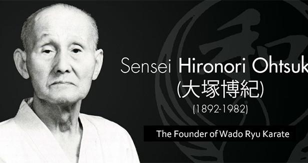Hironori Ohtsuka´s liv og Wado-ryu´s historie.