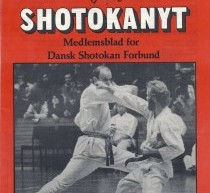 Shotokanyt 2. årgang 1978 nr. 1