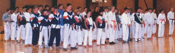 Dansk Wadokai Cup 26/3 - 1994 i Tilst.